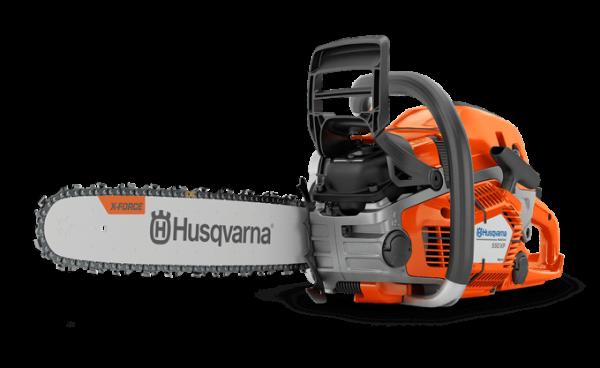 HUSQVARNA 550 XP® Mark II Pílenie a prerezávanie