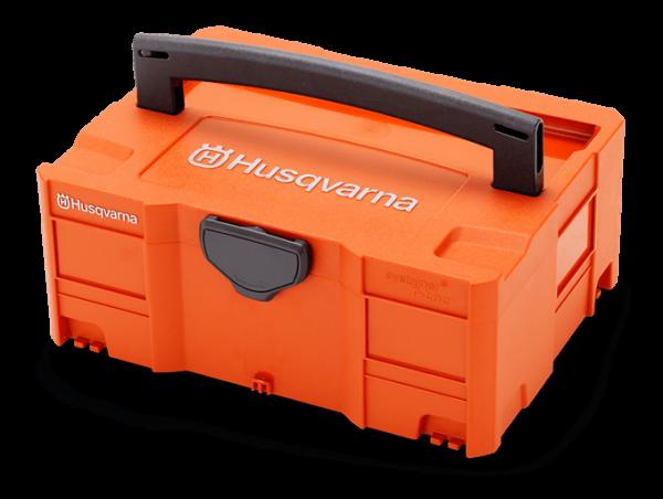 Box Systainar na batérie Husqvarna – malý Akumulátorové výrobky