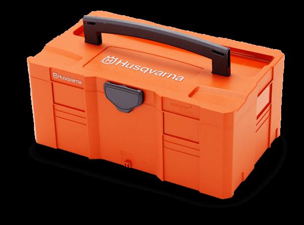 Box na batérie Husqvarna – veľký Akumulátorové výrobky