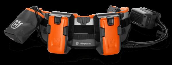 Opasok Flexi na batérie Husqvarna – súprava s adaptérom Akumulátorové výrobky