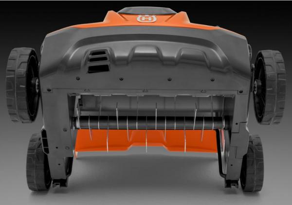 HUSQVARNA S138C Odmachovače trávnika