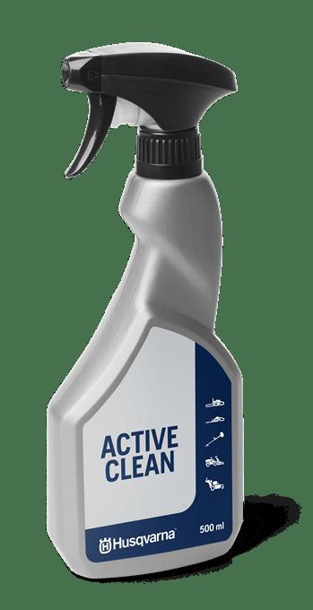 Čistič ActiveClean spray, 500 ml Olej na lišty a reťaze, plastické mazivo