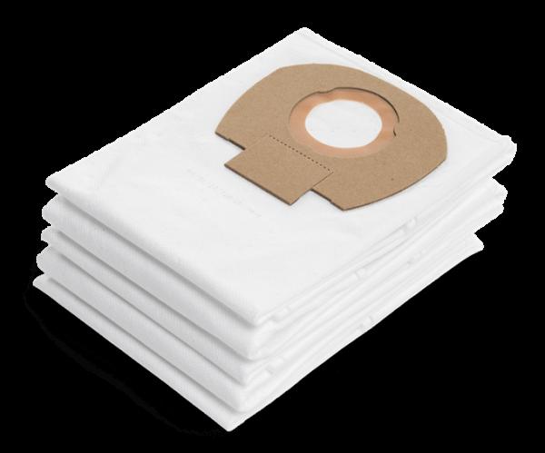 Fleecové filtračné vrecká 5 ks vysávače