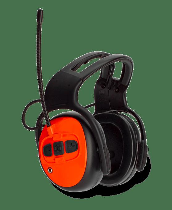 Chrániče sluchu s FM rádiom Chrániče sluchu